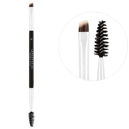 Brush 12 Dual-Ended Firm Angled Brush