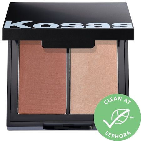 Color & Light: Pressed Powder Blush & Highlighter Duo