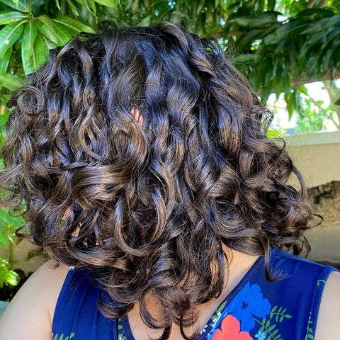 🌴 picking the right gel for curly hair