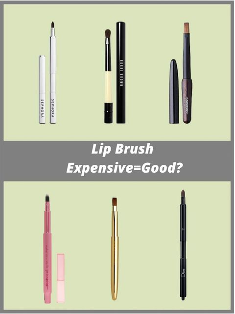 Choose the best Lip Brush? You should consider these factors...