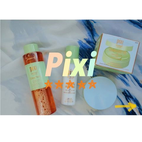 Affordable&Amazing! Pixi Saved My Skin!!!😘😘😘