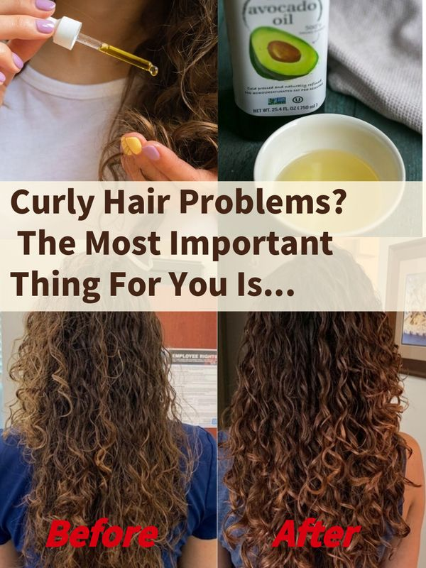Wondering how to combat your dry curls? Look at this! | Cherie