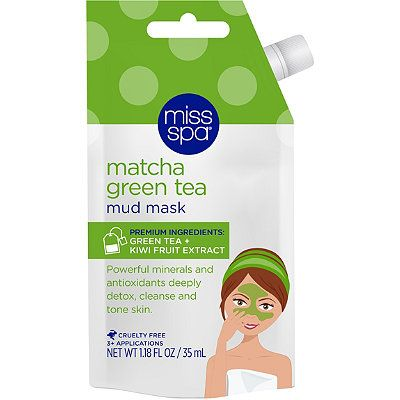 Matcha Green Tea Mud Mask