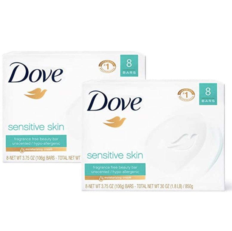 Sensitive Skin Beauty Bar