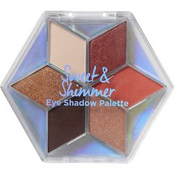 Sweet & Shimmer Eye Shadow Palette