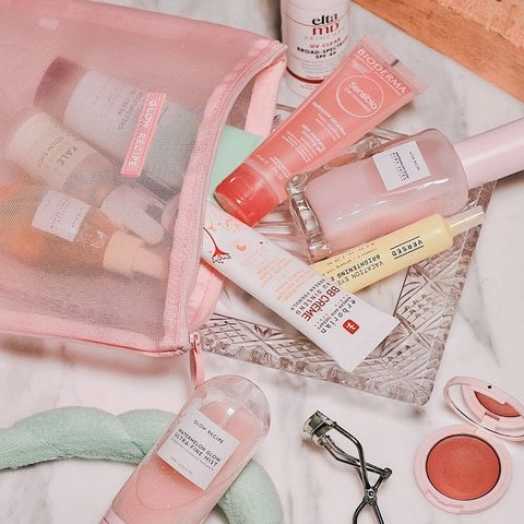 What's in your bag? Find out w
