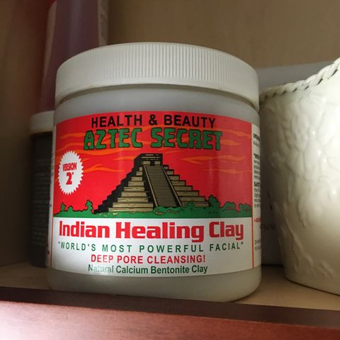 The Infamous Indian Healing Clay