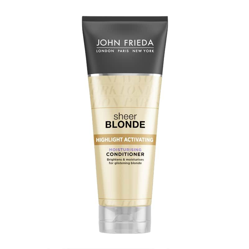 Sheer Blonde Highlight Activating Moisturising Conditioner