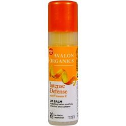 Intense Defense, With Vitamin C, Lip Balm