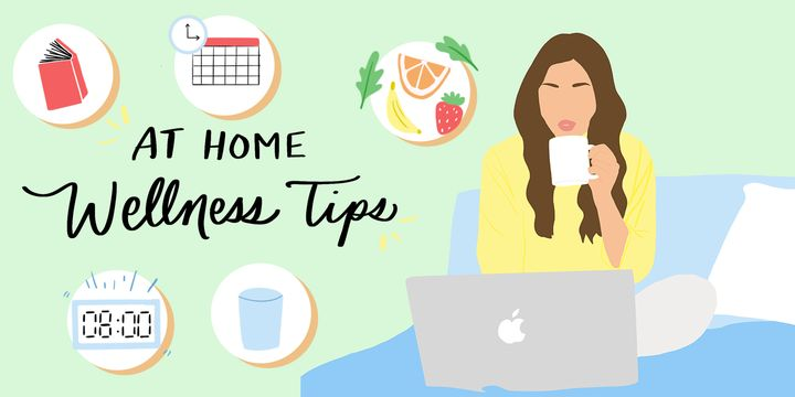 Working From Home? Keep Healthy and Productive with These Tips
