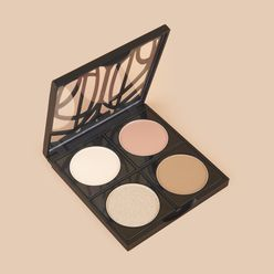 Minute Finish 4-in-1 Face Palette