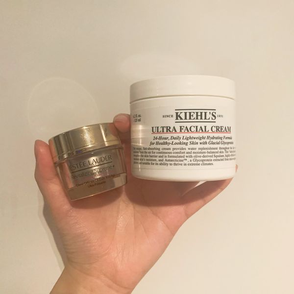 Two Moisturizers for the dry skin | Cherie