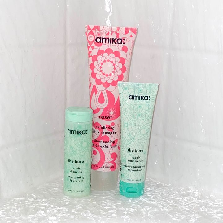 FIRST IMPRESSION ON SOME AMIKA PRODUCTS