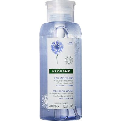 Micellar Water with Cornflower, KLORANE, cherie