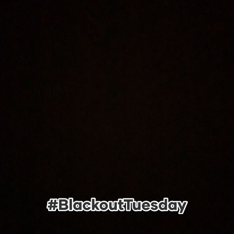 #BlackoutTuesday ✊🏽✊🏾✊🏿