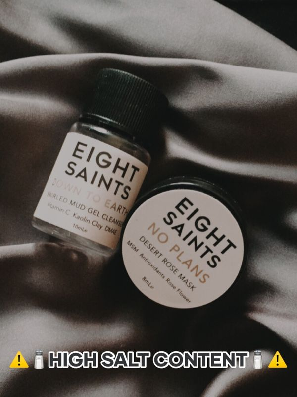 🧂Eight Saints Salt🧂: The Orange | Cherie