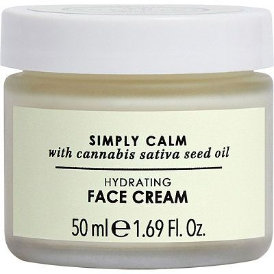 Simply Calm Hydrating Face Cream