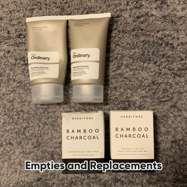 🖤⭐️ Empties and Replacements ⭐️🖤 | Cherie
