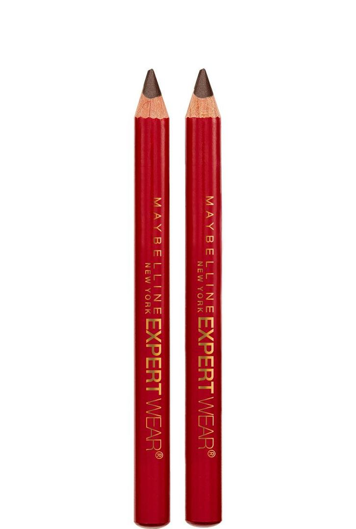 Expert Wear Twin Brow & Eye Wood Pencil Light Brown