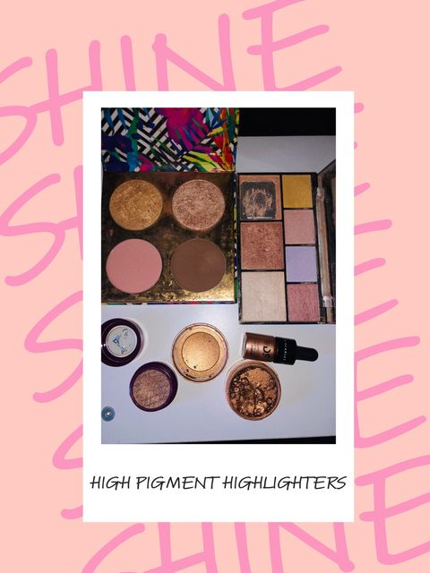 SHINE BRIGHT LIKE A DIAMOND - MY HIGHLIGHT FAVS