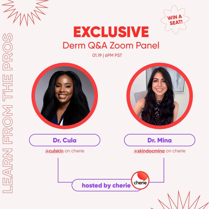 Derm Q&A Zoom Panel🎤