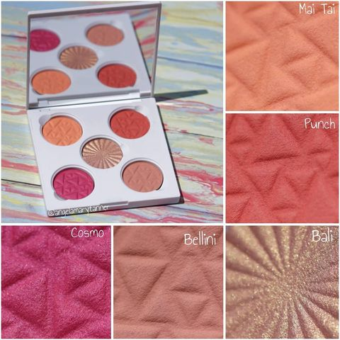 Ofra Cosmetics Island Time Pal