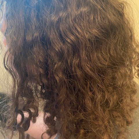 Help! Dry curly hair. Prone to itchy scalp.