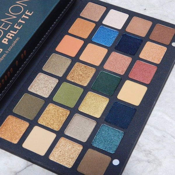 This Palette has beautiful formulas! | Cherie