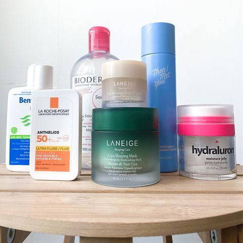 Summer empties that I loved and will repurchase!