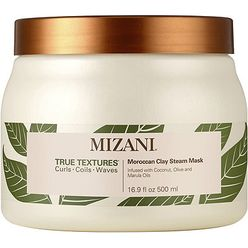 True Textures Moroccan Clay Steam Curl Mask