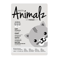 Pretty Animalz by Cat Sheet Mask