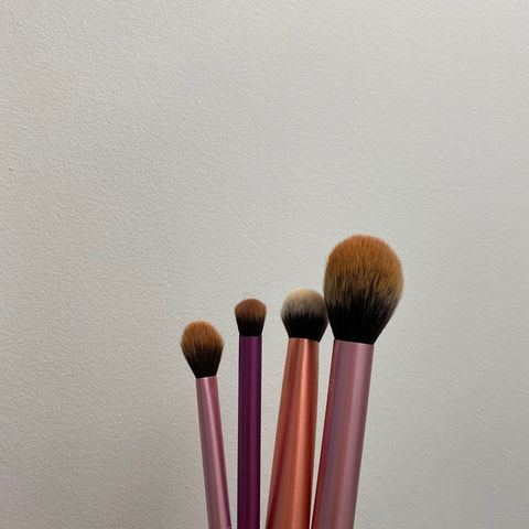 Real Techniques: Essential makeup brushes