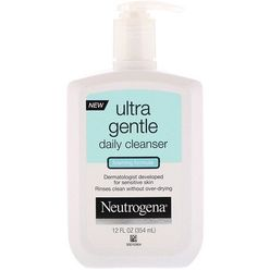 Ultra Gentle, Daily Cleanser, Foaming Formula