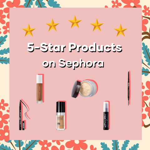 10 Fabulous Products on Sephora That Got Over 1,000 Customers Leave A Perfect 5-Star Review