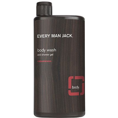 Cedarwood Body Wash, EVERY MAN JACK, cherie