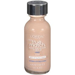 True Match Super-Blendable Foundation Makeup