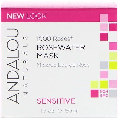 1000 Roses, Rosewater Mask, Sensitive