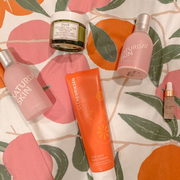 My intensely hydrating morning skincare routine! | Cherie