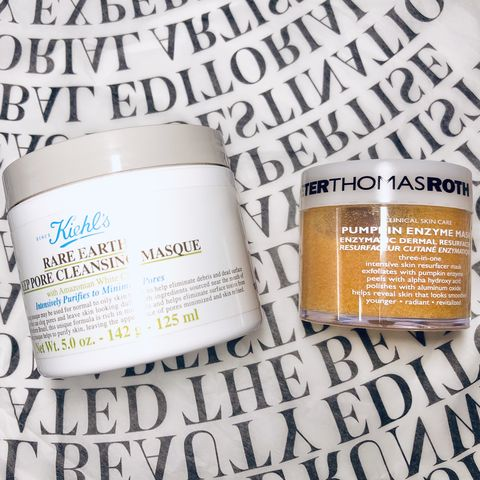 I kicked out Kiehl's for Peter Thomas Roth: Mask Time!