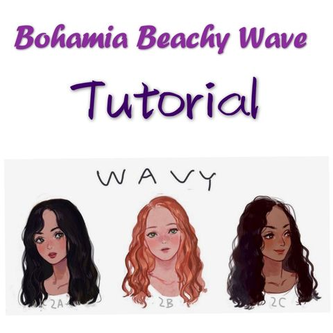 Easy Beachy Wave Tip🏖