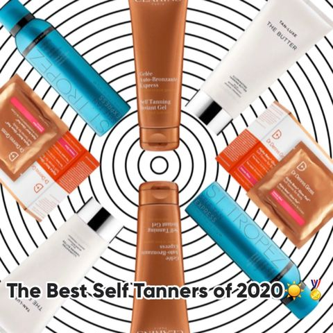 Best Self Tanners and bronzers for 2020