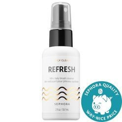 The Cleanse: Daily Brush Cleaner