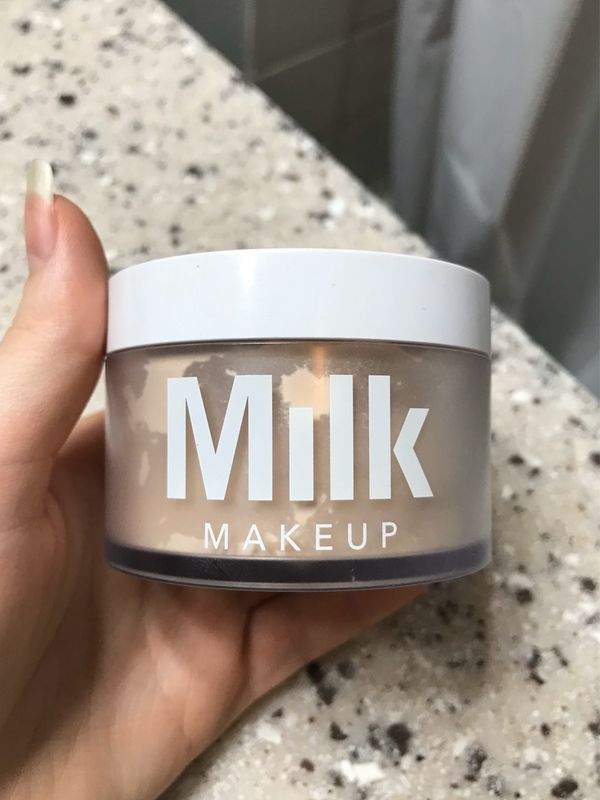 A powder I'll repurchase in 2020   Cherie