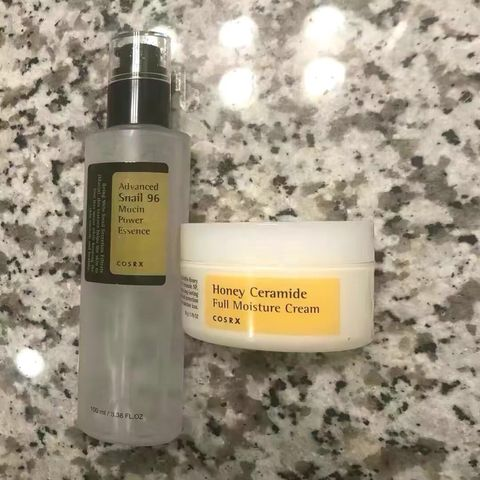 my favorite cosrx products