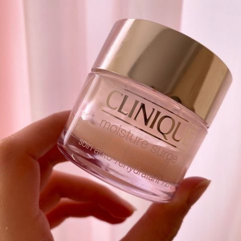 Want Soft Skin? Try Clinique Moisture Surge
