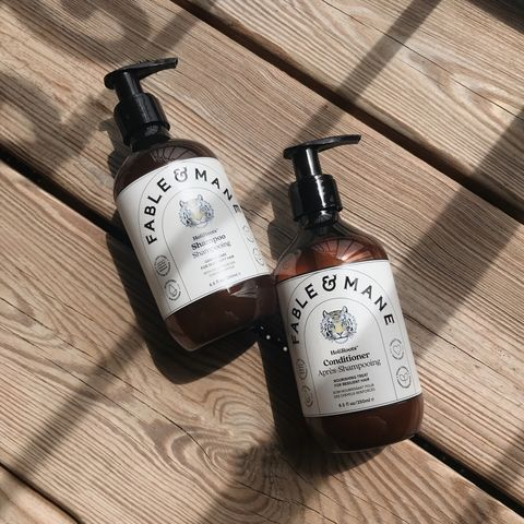 Fable and Mane HoliRoots™ Shampoo + Conditioner