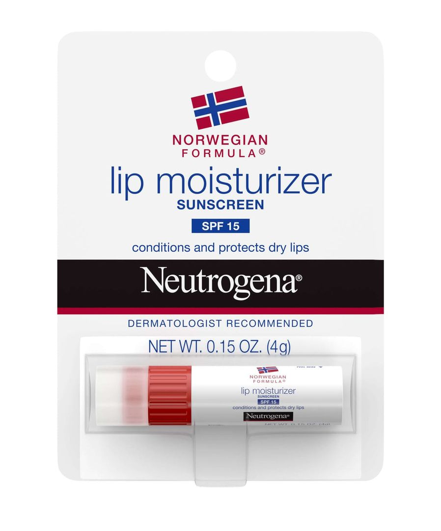 Lip Moisturizer with Sunscreen SPF 15