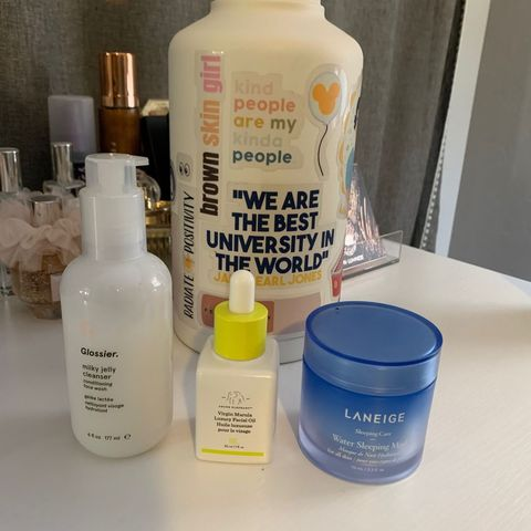 🌙 evening skincare routine for dry skin 🌙