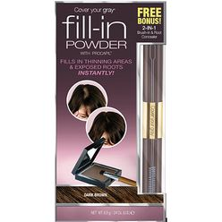 Cover your gray Fill-in Powder
