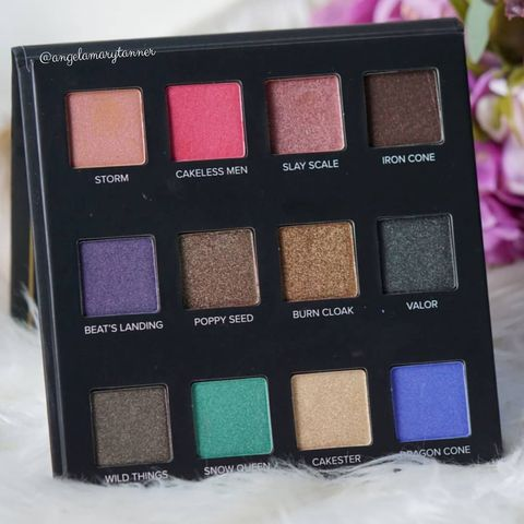 Beauty Bakerie 'Game of Cones'